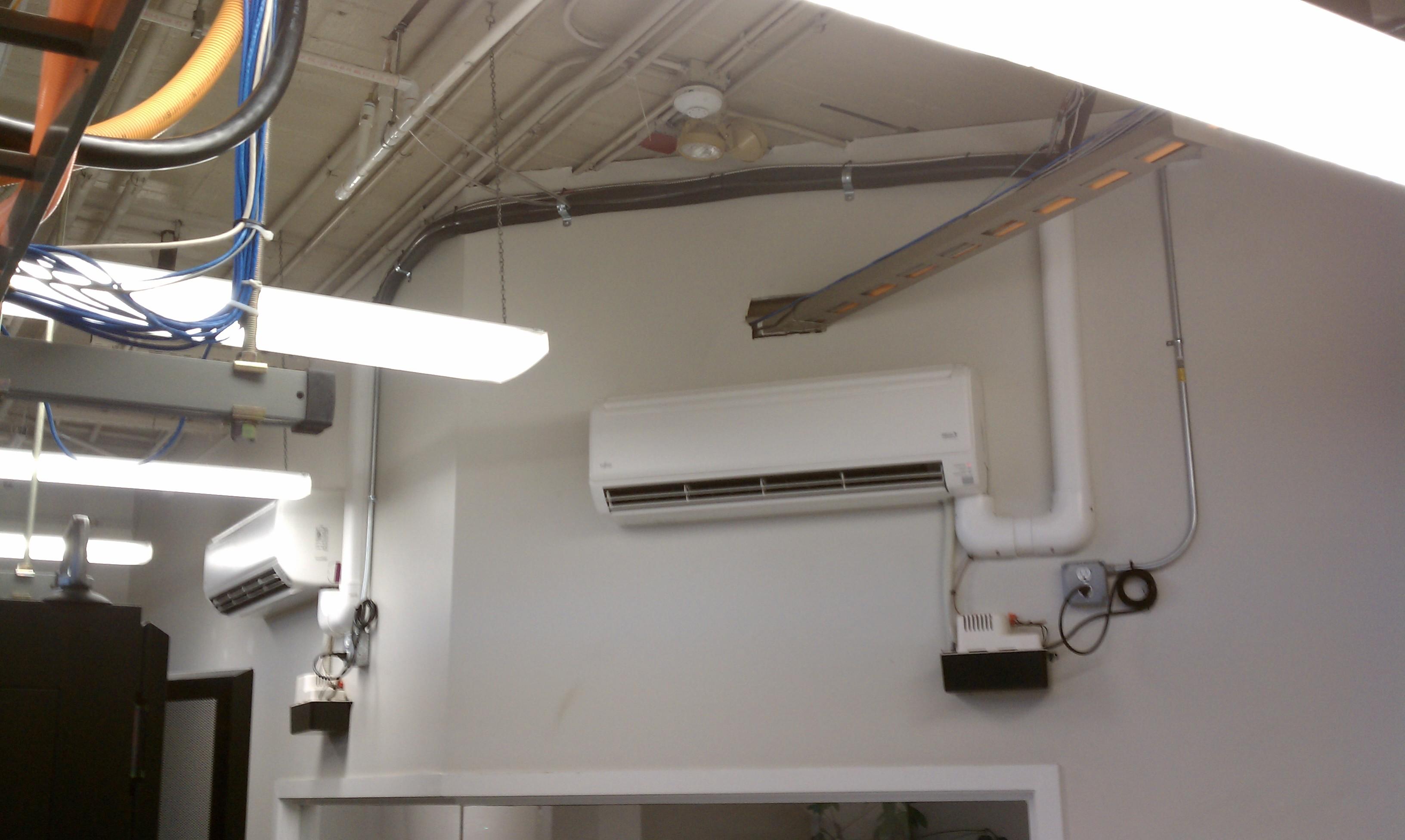 Paradigm Loves Installing Mini Split Air Conditioning
