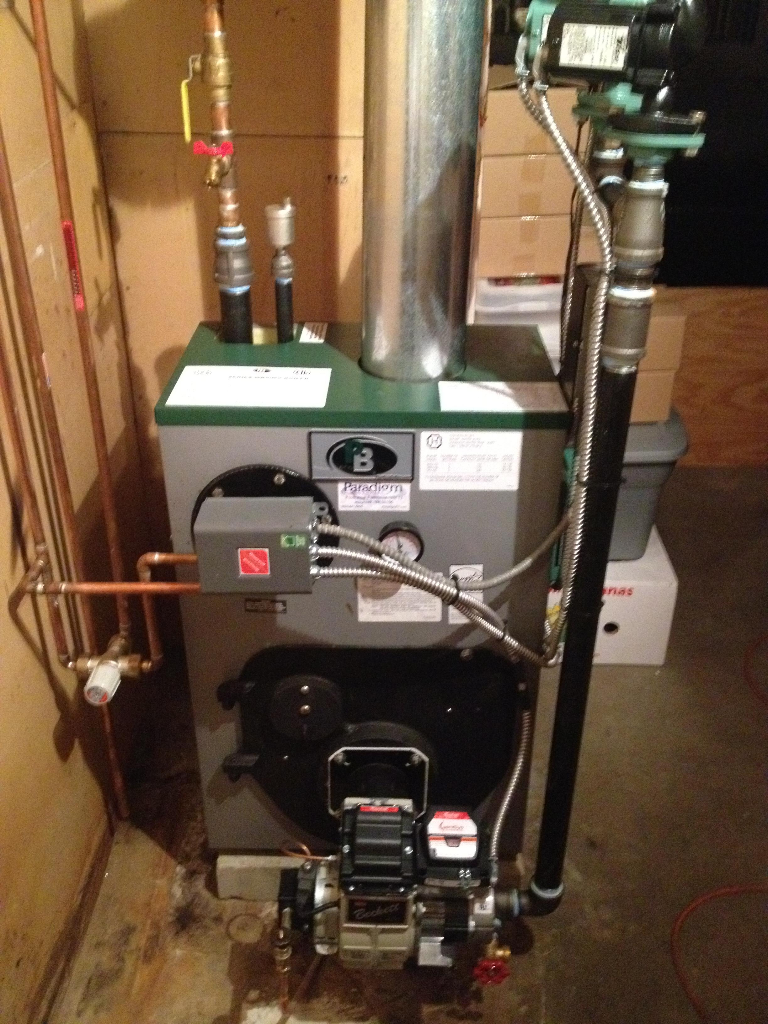 Coil For Oil Boiler ~ Robin boiler steve s
